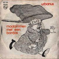 Cover Urbanus - Madammen met een bontjas