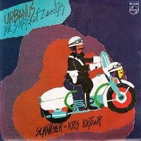 Cover Urbanus - The Scratchin' Zwaantjes