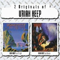 Cover Uriah Heep - 2 Originals Of Uriah Heep: Sea Of Light / Spellbinder