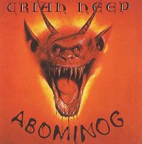 Cover Uriah Heep - Abominog