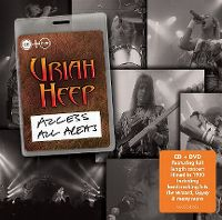 Cover Uriah Heep - Access All Areas