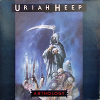 Cover Uriah Heep - Anthology