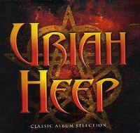 Cover Uriah Heep - Classic Album Selection