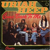 Cover Uriah Heep - Come Back To Me