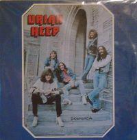 Cover Uriah Heep - Downunda