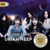 Cover Uriah Heep - Easy Livin' - The Masters Collection
