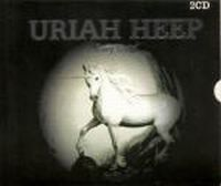 Cover Uriah Heep - Easy Livin'  - The Ultimate Collection