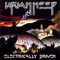Cover Uriah Heep - Electrically Driven