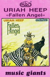 Cover Uriah Heep - Fallen Angel
