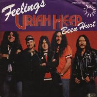Cover Uriah Heep - Feelings