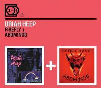 Cover Uriah Heep - Firefly + Abominog