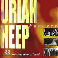 Cover Uriah Heep - Forever