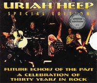 Cover Uriah Heep - Future Echoes Of The Past