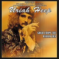 Cover Uriah Heep - Gold From The Byron Era