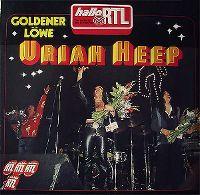 Cover Uriah Heep - Goldener Löwe