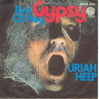 Cover Uriah Heep - Gypsy