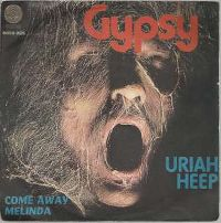 Cover Uriah Heep - Gypsy