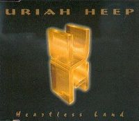 Cover Uriah Heep - Heartless Land