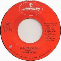 Cover Uriah Heep - High Priestess