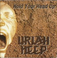 Cover Uriah Heep - Hold Your Head Up