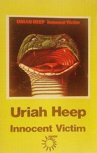 Cover Uriah Heep - Innocent Victim