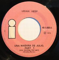 Cover Uriah Heep - July Morning