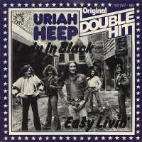 Cover Uriah Heep - Lady In Black