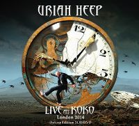 Cover Uriah Heep - Live At Koko - London 2014
