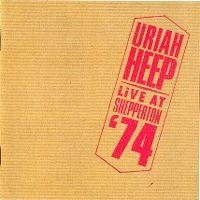 Cover Uriah Heep - Live At Shepperton '74