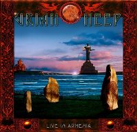 Cover Uriah Heep - Live In Armenia
