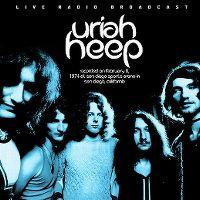 Cover Uriah Heep - Live Radio Broadcast