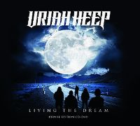 Cover Uriah Heep - Living The Dream