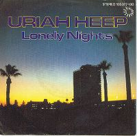 Cover Uriah Heep - Lonely Nights