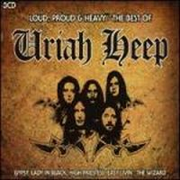 Cover Uriah Heep - Loud, Proud & Heavy - The Best Of