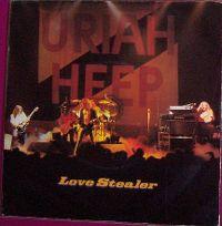 Cover Uriah Heep - Love Stealer