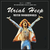 Cover Uriah Heep - Mister Wonderworld