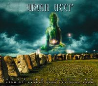 Cover Uriah Heep - Official Bootleg: Live At Sweden Rock Festival 2009