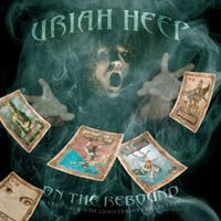 Cover Uriah Heep - On The Rebound