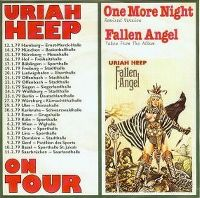 Cover Uriah Heep - One More Night