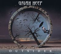 Cover Uriah Heep - Outsider