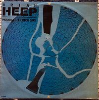 Cover Uriah Heep - Poor Little Rich Girl
