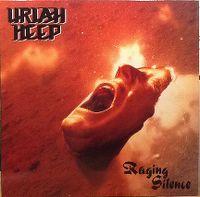 Cover Uriah Heep - Raging Silence