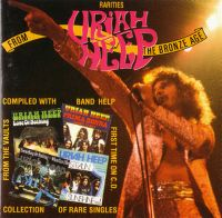 Cover Uriah Heep - Rarities From The Bronze Age