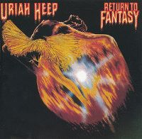 Cover Uriah Heep - Return To Fantasy