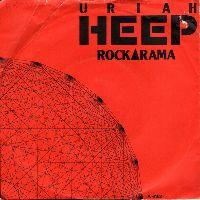 Cover Uriah Heep - Rockarama