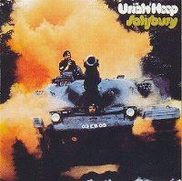 Cover Uriah Heep - Salisbury