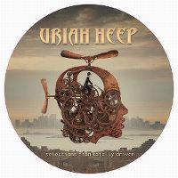 Cover Uriah Heep - Selections From Totally Driven
