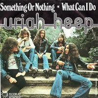 Cover Uriah Heep - Something Or Nothing