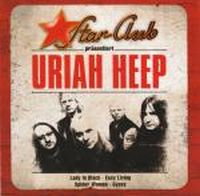 Cover Uriah Heep - Star-Club präsentiert Uriah Heep