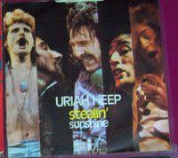 Cover Uriah Heep - Stealin'